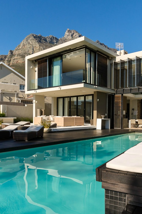Introducing the Dreamtime Luxury Villa in Camps Bay!