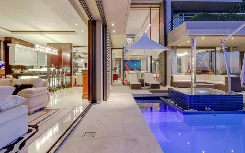 Luxurious villa in Fresnaye, with private pool