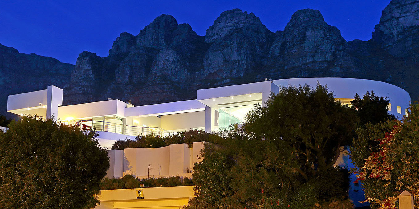 Luxury accommodation in Camps Bay, with pool