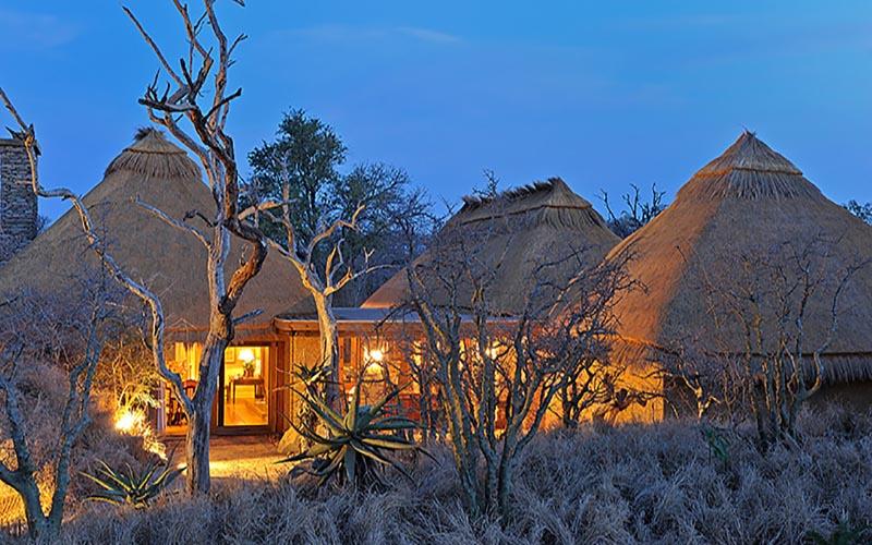 Luxurious villa in Safari Location, child friendly