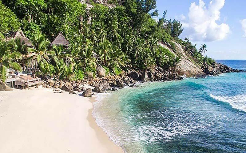 Luxurious villa Seychelles
