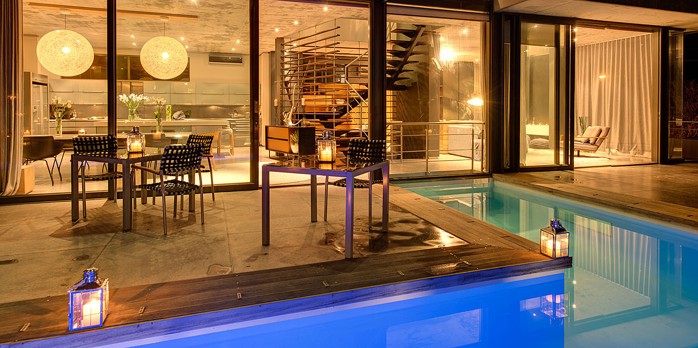 Luxury  villa Camps Bay, with private pool