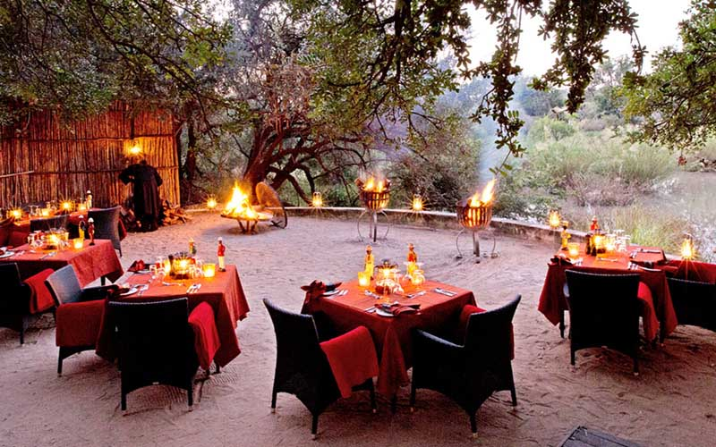 Luxury  villa in Kruger Park, with private pool
