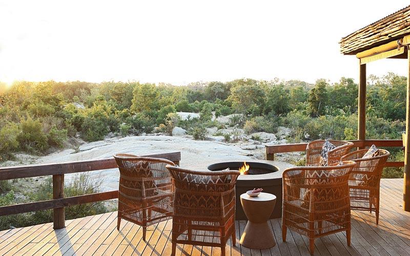 Safari Location luxury villa, with private pool