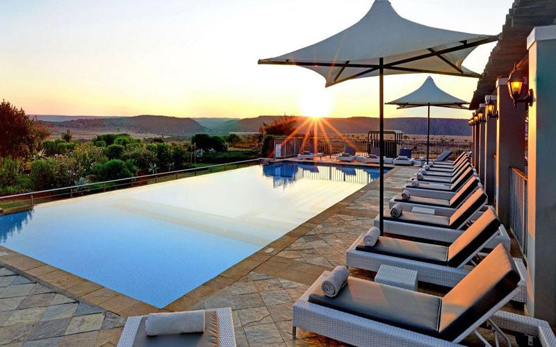 Luxurious villa in Safari Location, with private pool