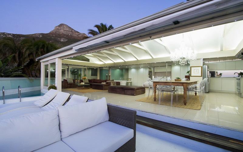Clifton holiday villa
