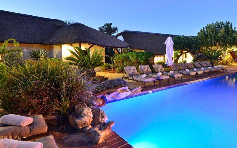 6 star luxury  villa Safari Location, child friendly