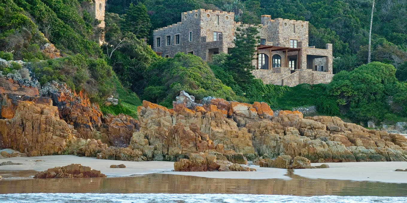 Beautiful Luxurious villa South Africa, on the beach