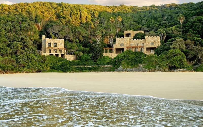 Beautiful Luxurious villa South Africa, on the beach