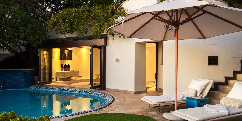 Luxurious villa Clifton