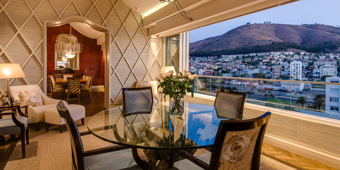 Mouille Point luxury accommodation