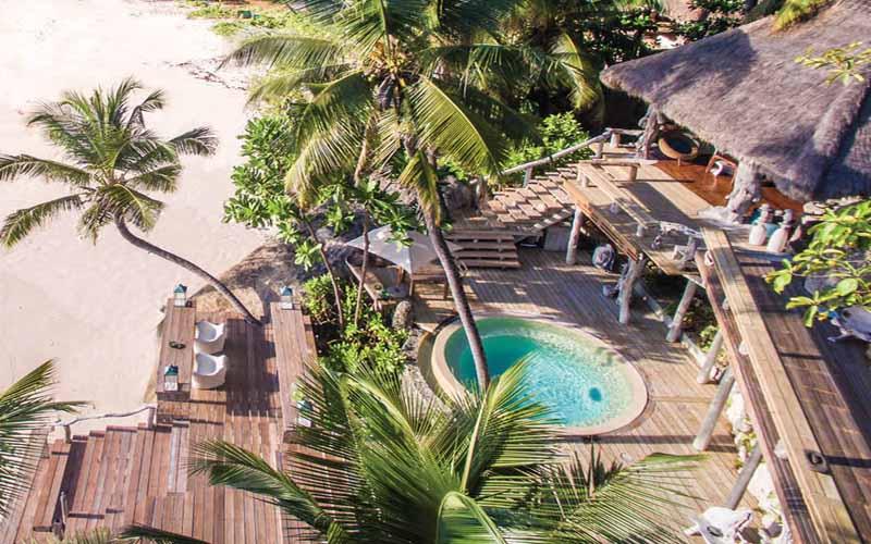 Luxurious villa in North Island