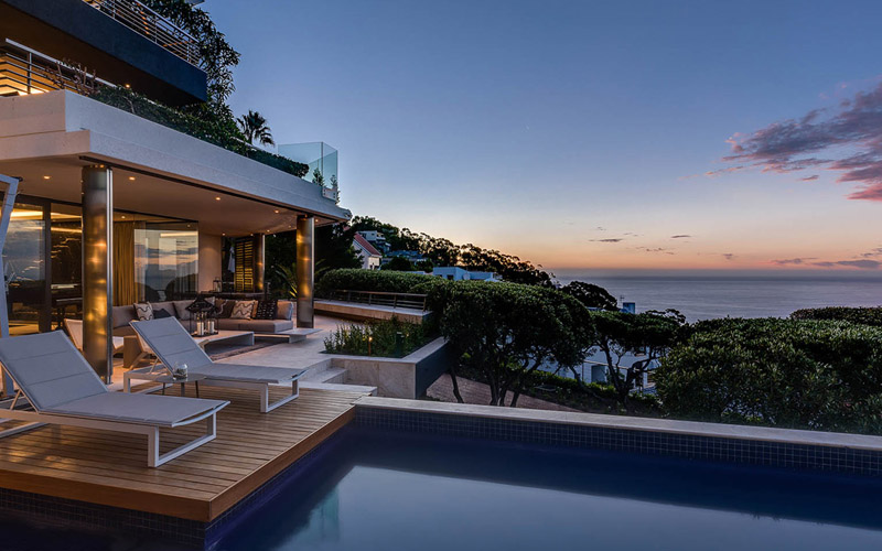 Luxurious villa in Fresnaye