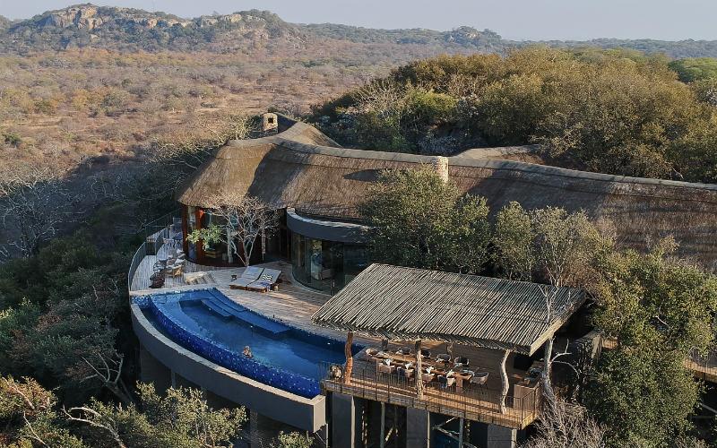 Luxurious villa Null