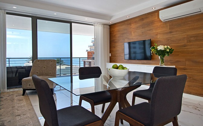 Vacation villa in Sea Point