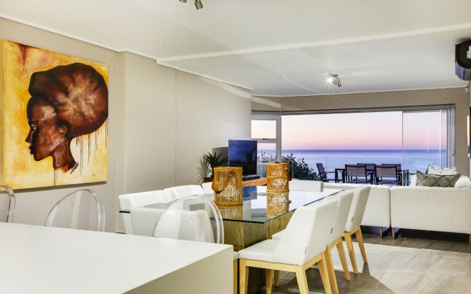 Camps Bay vacation villa