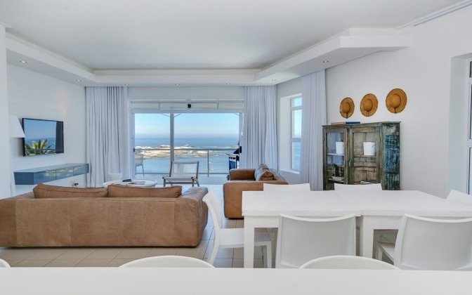 Camps Bay 4 star vacation  villa