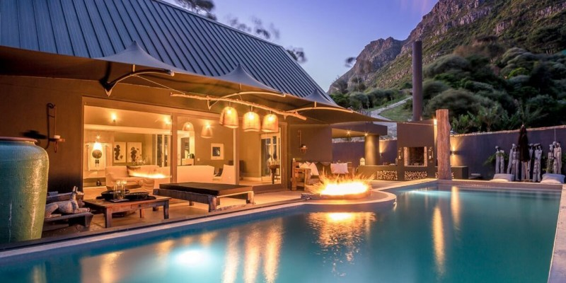 Luxury villa in Hout Bay