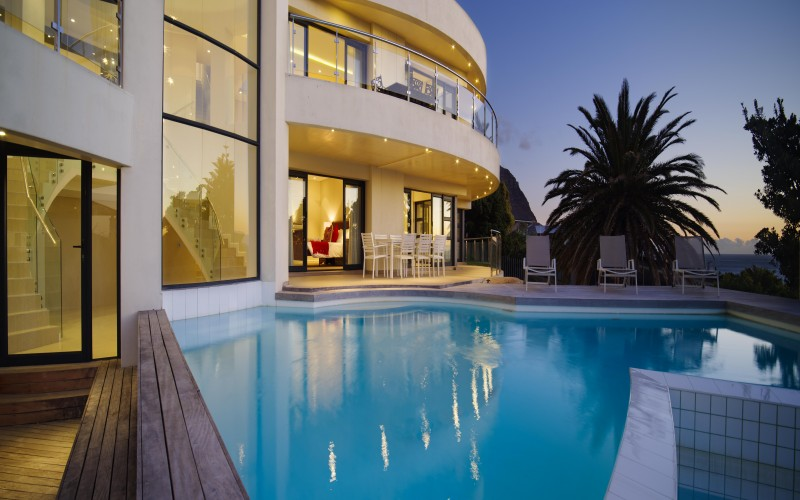 Camps Bay self catering villa, with private pool