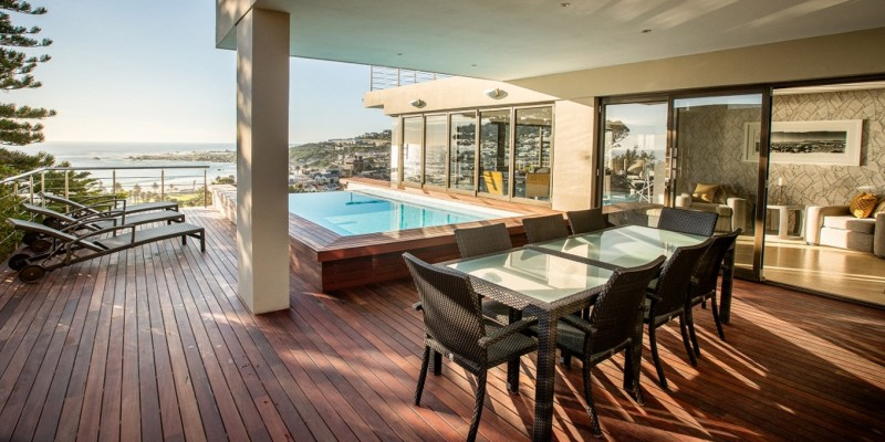 Luxury holiday villa Camps Bay